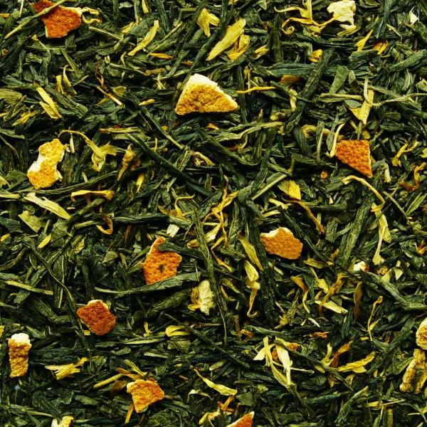 Grüner Tee Sylter Sonne