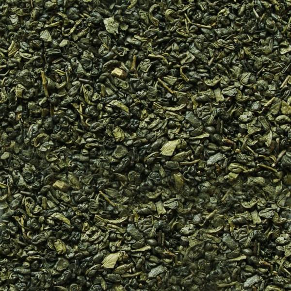 Gunpowder (Kugelblatt-Tee)