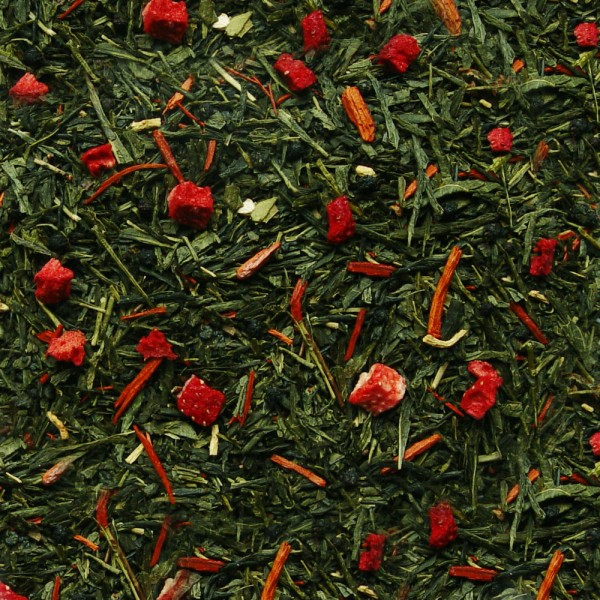 Grüner Tee Roter Ginseng