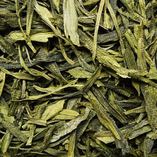"""Jade Arrow Zhu Ye Quing """"Tiefgrüne Bambusblätter"""" Ra"""