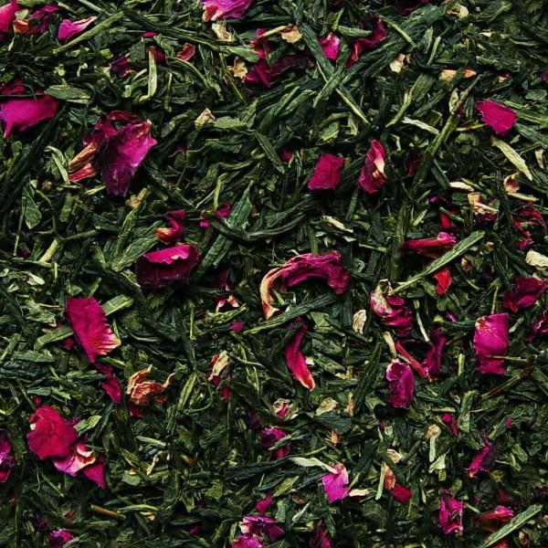Grüner Tee Sylter Liebesglück