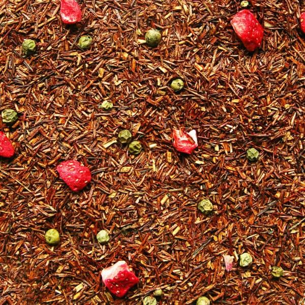 Rooibos-Tee Erdbeer-Pfeffer