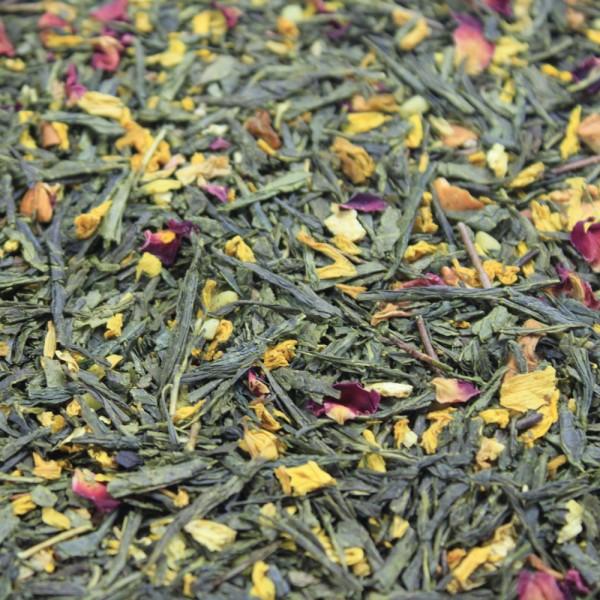 Grüner Tee Sylter Wintergeschichten
