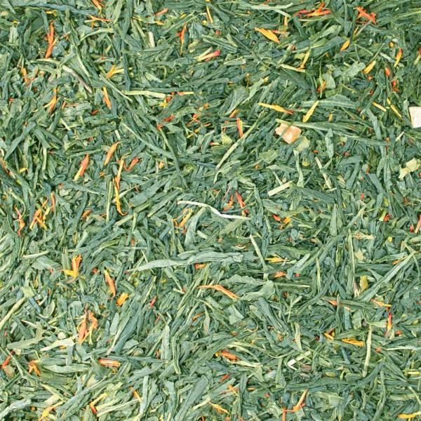 Grüner Tee Sylter Peach Garden
