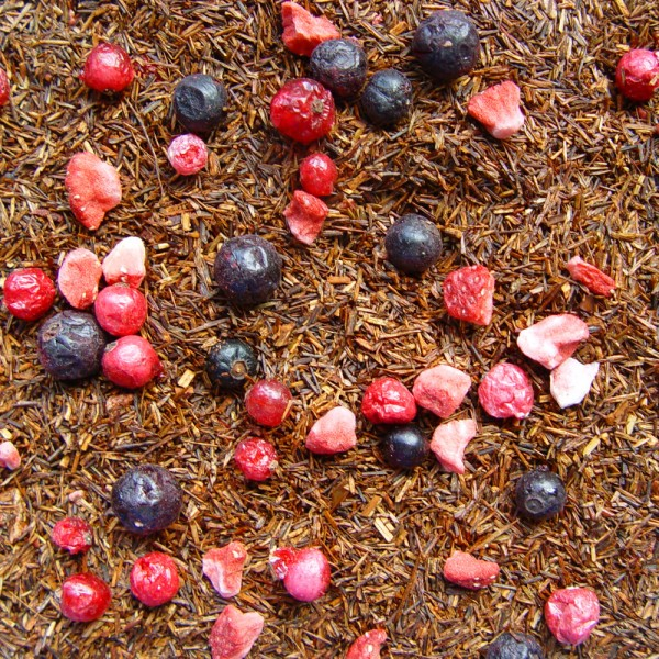 Rooibos-Tee Sylter Beerenmischung