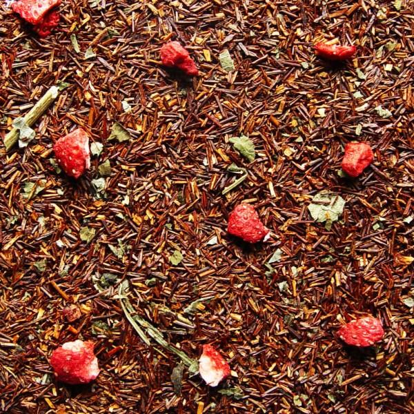 Rooibos-Tee Erdbeer-Sahne