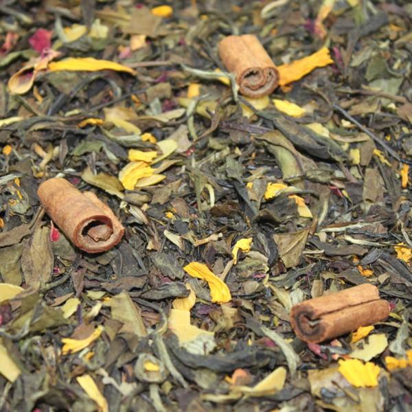 Weißer Weihnachtszauber arom. Pai Mu Tan